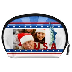 Usa By Mac Book   Accessory Pouch (large)   Di4q4ozpbifq   Www Artscow Com Back