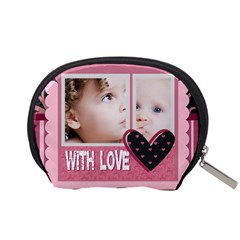 Kids By Mac Book   Accessory Pouch (small)   5asi8o4e5p04   Www Artscow Com Back