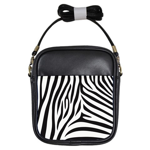 Zebra Purse By Janet    Girls Sling Bag   Ps87eiawlpg4   Www Artscow Com Front