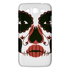 Day Of The Dead Samsung Galaxy Mega 5.8 I9152 Hardshell Case  by EndlessVintage