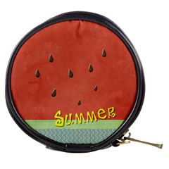 Watermelon By Arts    Mini Makeup Bag   Tgvgl10klrk2   Www Artscow Com Front