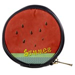 WATERMELON - Mini Makeup Bag