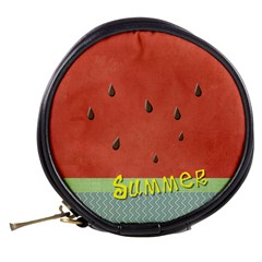Watermelon By Arts    Mini Makeup Bag   Tgvgl10klrk2   Www Artscow Com Back