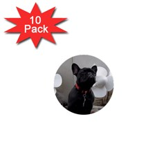 French Bulldog 1  Mini Button (10 Pack) by StuffOrSomething