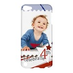 july 4 usa - Apple iPod Touch 5 Hardshell Case