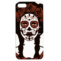 Day Of The Dead Apple iPhone 5 Hardshell Case with Stand by EndlessVintage