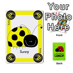 King Ladybug Lunch Deck 1   Shared By Jonathan Warren   Playing Cards 54 Designs   Qrvr11mzalgs   Www Artscow Com Front - SpadeK