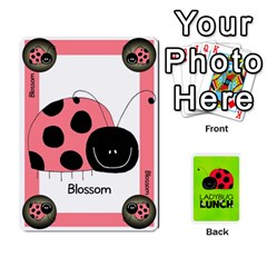 Queen Ladybug Lunch Deck 2   Shared By Jonathan Warren   Playing Cards 54 Designs   O1c4z6dfieby   Www Artscow Com Front - SpadeQ