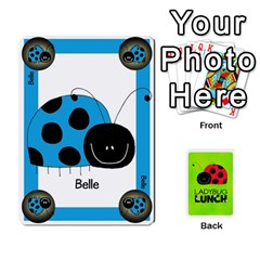 Ace Ladybug Lunch Deck 2   Shared By Jonathan Warren   Playing Cards 54 Designs   O1c4z6dfieby   Www Artscow Com Front - HeartA