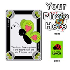 King Ladybug Lunch Deck 2   Shared By Jonathan Warren   Playing Cards 54 Designs   O1c4z6dfieby   Www Artscow Com Front - DiamondK