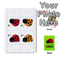 Jack Ladybug Lunch Deck 2   Shared By Jonathan Warren   Playing Cards 54 Designs   O1c4z6dfieby   Www Artscow Com Front - ClubJ
