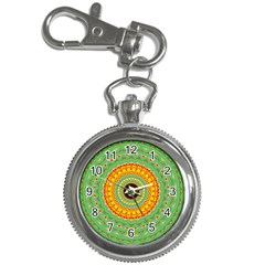 Mandala Key Chain Watch by Siebenhuehner
