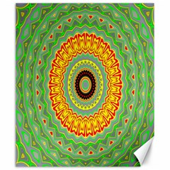 Mandala Canvas 20  X 24  (unframed) by Siebenhuehner