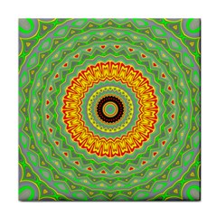 Mandala Face Towel by Siebenhuehner