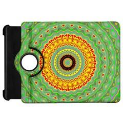 Mandala Kindle Fire Hd 7  (1st Gen) Flip 360 Case by Siebenhuehner