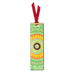 Mandala Small Bookmark by Siebenhuehner