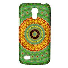 Mandala Samsung Galaxy S4 Mini (gt I9190) Hardshell Case  by Siebenhuehner