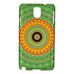 Mandala Samsung Galaxy Note 3 N9005 Hardshell Case by Siebenhuehner