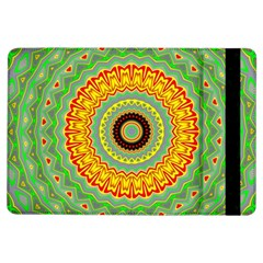 Mandala Apple Ipad Air Flip Case by Siebenhuehner