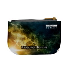 Eminent Domain   Resource Tokens By Rainer Ahlfors   Mini Coin Purse   6hga1cgnuc0c   Www Artscow Com Back