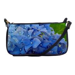 Blue Hydrangea Evening Bag by CrackedRadish
