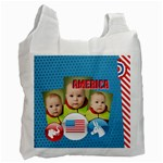 usa - Recycle Bag (Two Side)