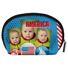 Usa By Usa   Accessory Pouch (large)   Aavvnz9xwrj9   Www Artscow Com Back
