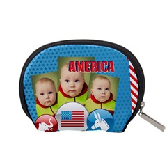 Usa By Usa   Accessory Pouch (small)   Cgpiygc8f4fb   Www Artscow Com Back