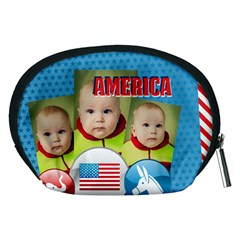 Usa By Usa   Accessory Pouch (medium)   290qbip6qh5a   Www Artscow Com Back