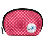 Accessory Pouch (L)- Quatrefoil1 - Accessory Pouch (Large)