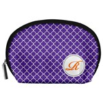 Accessory Pouch (L)- Quatrefoil3 - Accessory Pouch (Large)