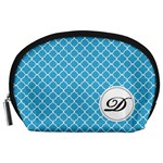 Accessory Pouch (L)- Quatrefoil5 - Accessory Pouch (Large)