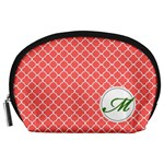 Accessory Pouch (L)- Quatrefoil6 - Accessory Pouch (Large)