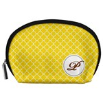 Accessory Pouch (L)- Quatrefoil7 - Accessory Pouch (Large)