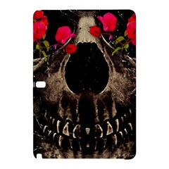 Death And Flowers Samsung Galaxy Tab Pro 10 1 Hardshell Case