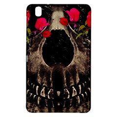 Death And Flowers Samsung Galaxy Tab Pro 8 4 Hardshell Case by dflcprints