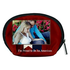 Usa By Usa   Accessory Pouch (medium)   Bvolg4l2asa4   Www Artscow Com Back
