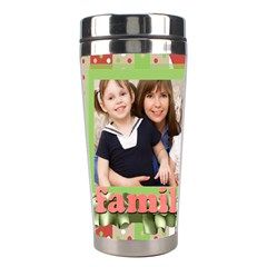 Christmas By Joely   Stainless Steel Travel Tumbler   Pbm7m2zm5ztd   Www Artscow Com Center