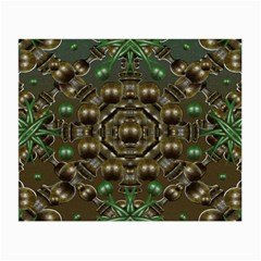Japanese Garden Glasses Cloth (small) by dflcprints