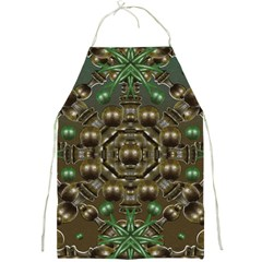 Japanese Garden Apron by dflcprints