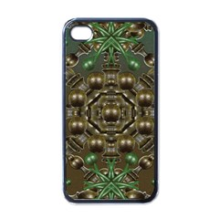 Japanese Garden Apple Iphone 4 Case (black) by dflcprints