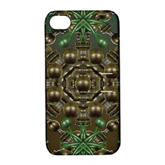 Japanese Garden Apple Iphone 4/4s Hardshell Case With Stand by dflcprints