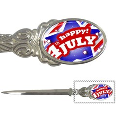 4th of July Celebration Design Letter Opener by dflcprints