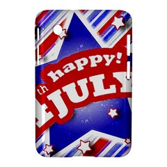 4th Of July Celebration Design Samsung Galaxy Tab 2 (7 ) P3100 Hardshell Case  by dflcprints