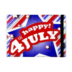 4th Of July Celebration Design Apple Ipad Mini 2 Flip Case by dflcprints
