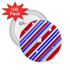 American Motif 2 25  Button (100 Pack) by dflcprints