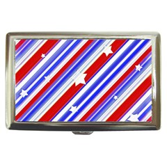 American Motif Cigarette Money Case by dflcprints