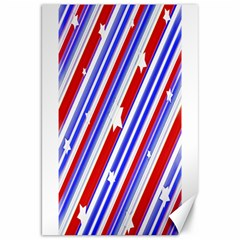 American Motif Canvas 20  X 30  (unframed) by dflcprints