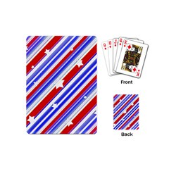 American Motif Playing Cards (mini) by dflcprints