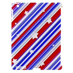 American Motif Apple Ipad 3/4 Hardshell Case (compatible With Smart Cover) by dflcprints